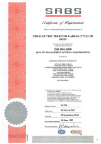 ISO-9001-2008 Certificate