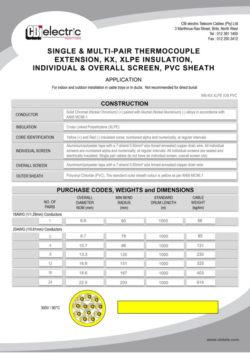 INS-KX-XLPE-IOS-PVC